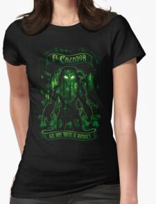 El Cazador Womens Fitted T-Shirt