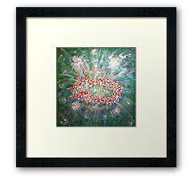 Fairy Ring Framed Print