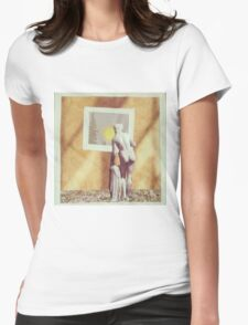 What a veiw Womens Fitted T-Shirt