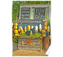 Sea Food Poster