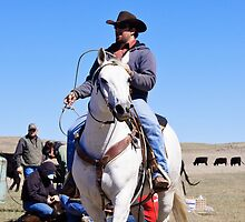 The Cowboy by Guatemwc