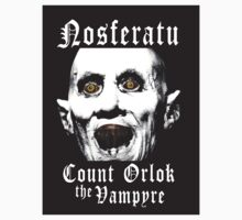 Nosferatu is Count Orlok the Vampyre by Thomas Luca