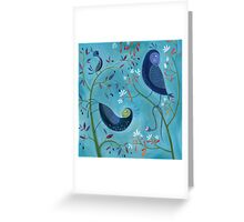Mexican Standoffish Greeting Card