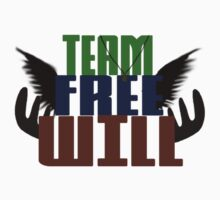 Team Free Will Kids Tee