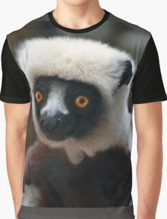 Coquerels Sifaka Graphic T-Shirt