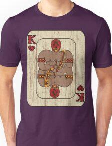 El Rey De Corazones Unisex T-Shirt
