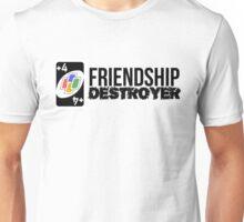 +4 Friendship Destroyer (Uno Card Game) Unisex T-Shirt