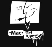 Mac the Ripper by Thomas Luca