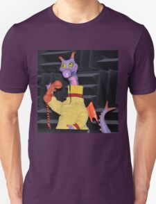 Figment Dreamfinder Figment Of Imagination Dreamfinder T-Shirt