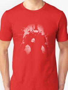Master Chief Distressed Paint Splatter T-Shirt