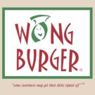 Wong Burger by mrwuzzle