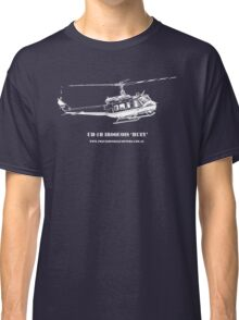 UH-1H Huey Helicopter Classic T-Shirt