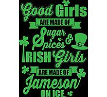 IRISH GIRLS Photographic Print