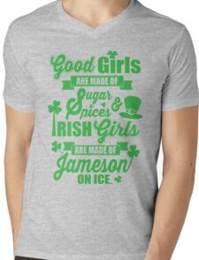 IRISH GIRLS Mens V-Neck T-Shirt