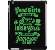 IRISH GIRLS iPad Case/Skin