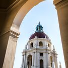 Pasadena City Hall by Graham Gilmore