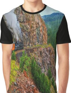 What A Ride ! Graphic T-Shirt