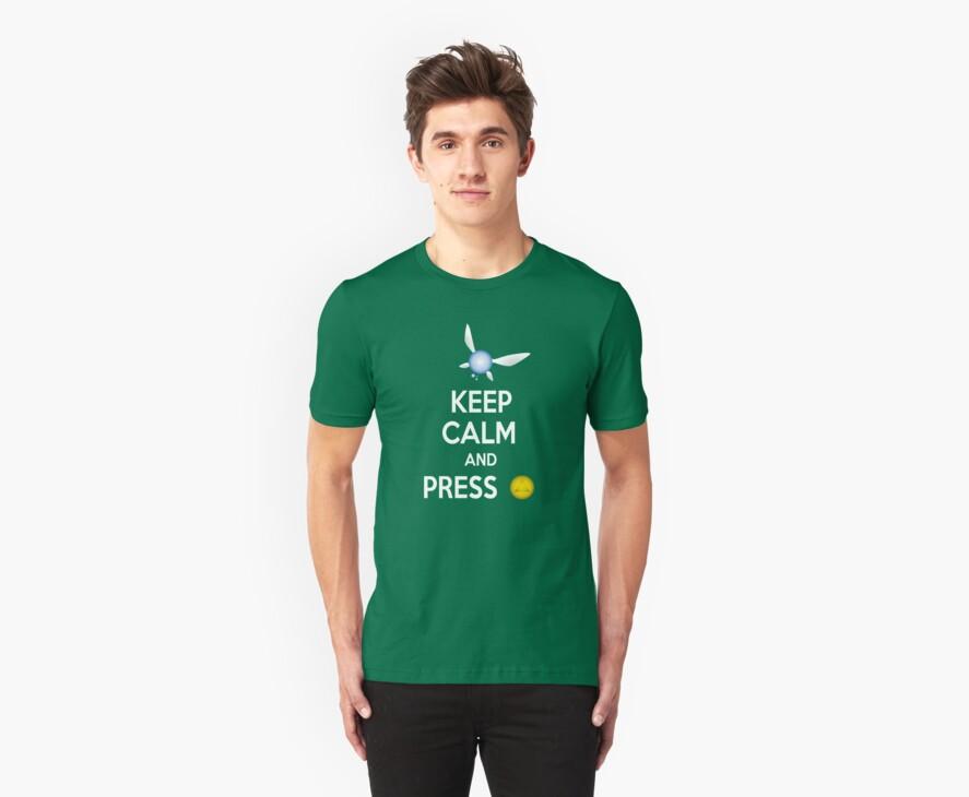 Keep Calm Navi by xX0r1oNXx