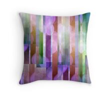 Abstract Composition – June 19, 2012 Throw Pillow