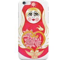 Angelic Babushka - iPhone Skin iPhone Case/Skin