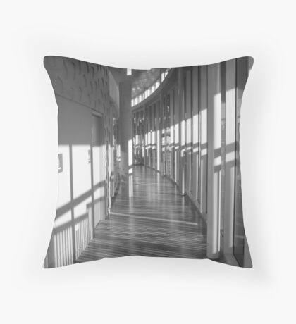 Cooroy Library, Queensland, Australia Throw Pillow