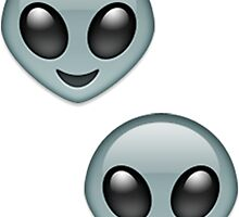 Emoji Alien by emoji-
