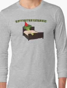 Happy First Bedtime Broccoli Long Sleeve T-Shirt