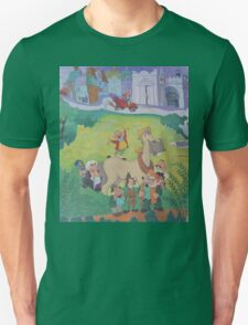 Mr. Toad Legends Of Sleepy Hallow T-Shirt