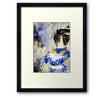 Prince Vegeta Framed Print