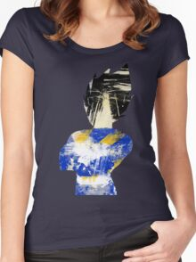 Prince Vegeta Women's Fitted Scoop T-Shirt