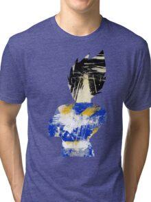 Prince Vegeta Tri-blend T-Shirt