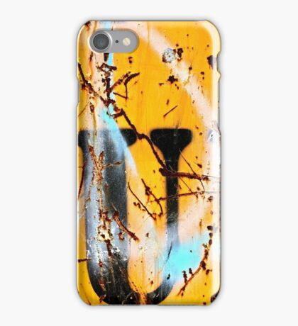Sprayed Out U - iPhone Skin iPhone Case/Skin