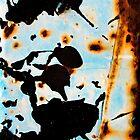 INK Blot - iPhone Skin by Vikki-Rae Burns
