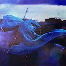 blue spirit. by Jessica  Lia