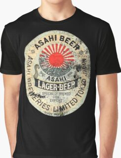 japanese beer Graphic T-Shirt