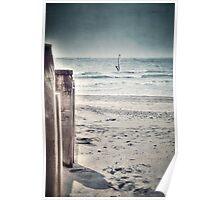 The Windsurfer Poster