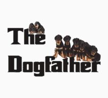 The Dog Father - Rottweiler Litter One Piece - Long Sleeve