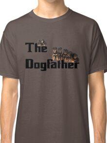 The Dog Father - Rottweiler Litter Classic T-Shirt