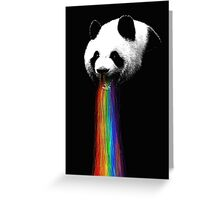Pandalicious Greeting Card