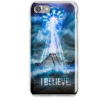 I Believe. iPhone Case/Skin