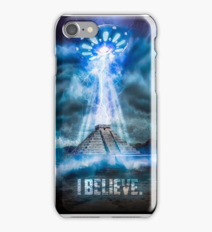I Believe. iPhone Case/Skin