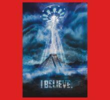 I Believe. One Piece - Long Sleeve