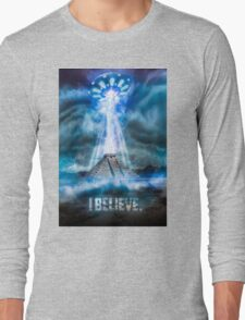 I Believe. Long Sleeve T-Shirt