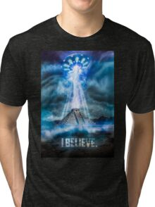 I Believe. Tri-blend T-Shirt