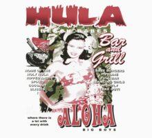 hula delight by redboy