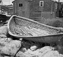 Peggy's Cove by harryvw