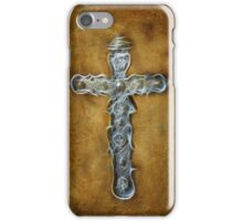 Crucifix iPhone Case/Skin