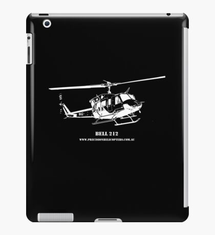 Bell 212 Helicopter iPad Case/Skin