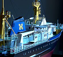 'Zwarte Zee' salvage tug 1 .......!  by Roy  Massicks