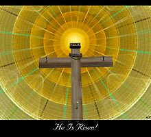 He Is Risen by Missy Gainer